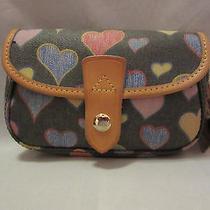 Dooney & Bourke Heart Wristlet Photo