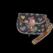 Dooney & Bourke It Hearts Collection Wristlet Photo