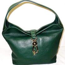 Dooney & Bourke Ivy Green Handbag Tote Photo