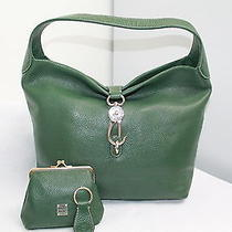 Dooney & Bourke Ivy Leather Hobo Wacc Photo