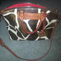 Dooney & Bourke  Juliette Satchel Giraffe/natural Photo