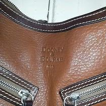 Dooney & Bourke Larg Leather Circle Hobo Photo