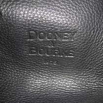 Dooney & Bourke Leather Hand Bag in Black Photo
