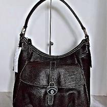 Dooney & Bourke -  Leather Hobo  - Bordeaux Photo