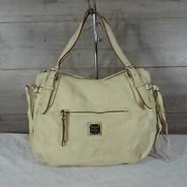 Dooney & Bourke Leather Hobo Handbag Tote Satchel Purse  Photo