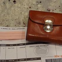 Dooney & Bourke Leather Wallet Photo