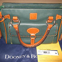 Dooney & Bourke Medium Pocket Satchel Photo