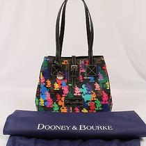 Dooney & Bourke Mickey Mouse Medium Tote With Dust Bag Photo