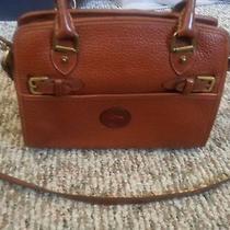 Dooney & Bourke Natural Leather Handbag Photo