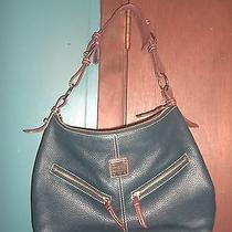 Dooney & Bourke Navy Blue Handbag Photo