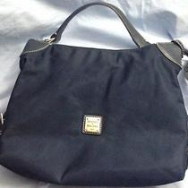 Dooney & Bourke Navy Blue Handbag Photo