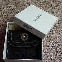 Dooney & Bourke Navy Leather Wallet Photo