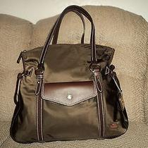 Dooney & Bourke Nylon Smith Bag (Brown T Moro) for Women Photo