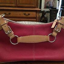Dooney & Bourke Pink Handbag Photo
