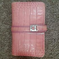 Dooney Bourke Pink Leather Purse and Brighton Wallet Photo