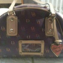 Dooney & Bourke Purple Bag Photo
