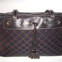 Dooney & Bourke Signature Tassel Tote Shopper Shoulder Bag or Handbag Photo