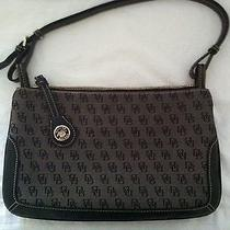 Dooney & Bourke Small Handbag Black / Gray Photo