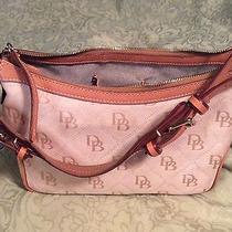 Dooney & Bourke Small Signature Pre-Owned Handbag Photo