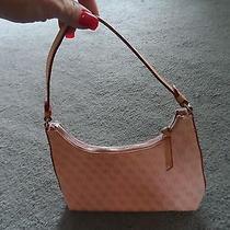 Dooney Bourke Tiny Pink Logo  Purse Photo