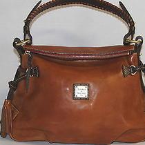 Dooney & Bourke Toledo Leather Hobo Rtl328 Photo