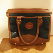 Dooney & Bourke Vintage Purse Crossbody All Weather Leather Hand Bag Made in Usa Photo