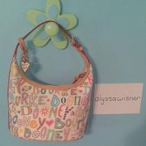 Dooney & Bourke White Fantasy Collection Purse Photo