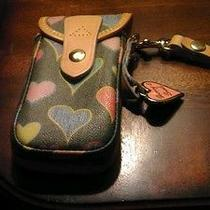 Dooney Bourke Wrislet .. Cell Phone Holder Photo