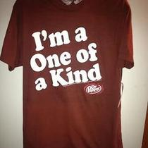 Dr Pepper Im a One of a Kind  by Savvy T-Shirt Size Medium Free Shipping  Photo