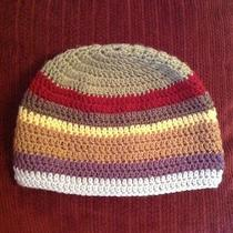 Dr Who Tom Baker (4th Doctor) Crochet Hat/beanie  Photo
