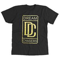 Dream Chasers Gold - Meek Mill Hip-Hop Rap Dope T-Shirt Trill Philly Photo