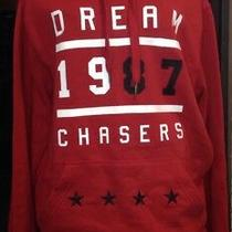 Dream Chasers Hoodie Red Size Small Photo
