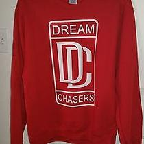 Dream Chasers - Meek Mill Hip-Hop Rap Dope Crewneck Sweatshirt Trill Philly New Photo