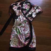 Dress Bebe Colorful Design Photo
