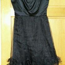Dress-- Black Little Black Dress Formal Cocktail Photo