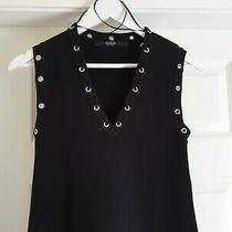 Dress Guesslos Angeles Black Colour Size 6 ( Uk ) Eur 36  Us S New With Tags Photo