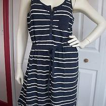 Dress  Jersey With Belt  h&m Brand  Size L Photo