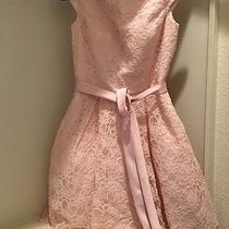 Dress Lace Blush Color Photo