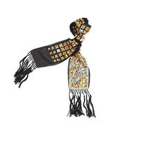 Dries Van Noten Gold Scarf  Nwt - Unlike Any Other Photo