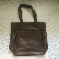 Dries Van Noten Leather Shoulder Bag Tote Photo