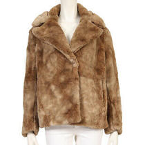 Dries Van Noten Teddy Bear Faux Fur Jacket Brown Photo
