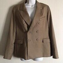 Dries Van Noten Womens Blazer Jacket  Sz 44 Photo