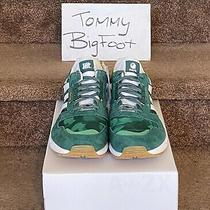 Ds Bape X Undefeated X Adidas Zx 8000 Green Sz 10 W/receipt Fy8851 Photo