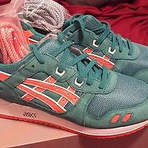 Ds Ronnie Fieg X Asics Gel Lyte Iii 3 Miami Dolphins Sz 10.5 Kith Ecp Photo