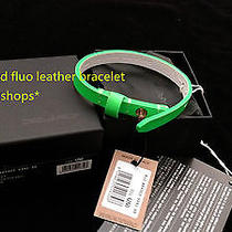 Dsquared 2 Leather Bracelet Nwt in Box Authentic Items Photo