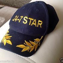Dsquared 24/7 Rockstar Runway Hat Cap Rare Photo