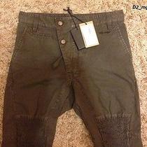 Dsquared Biker Jeans Pants S74ka0363 Fw 2010 Size 44 46 r.p.420 Photo