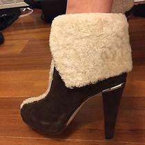 Dsquared Boots 38 Lamb Leather Photo