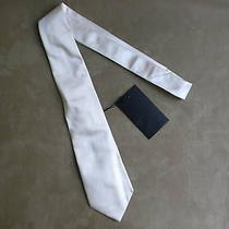 Dsquared Casual Dress Beige Ivory Twill Signature Tie Photo