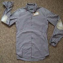 Dsquared D2 Men's  Cotton Check  Shirt   Bnwt Photo